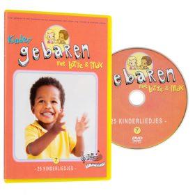 Lotte en Max dvd 25 kinderliedjes