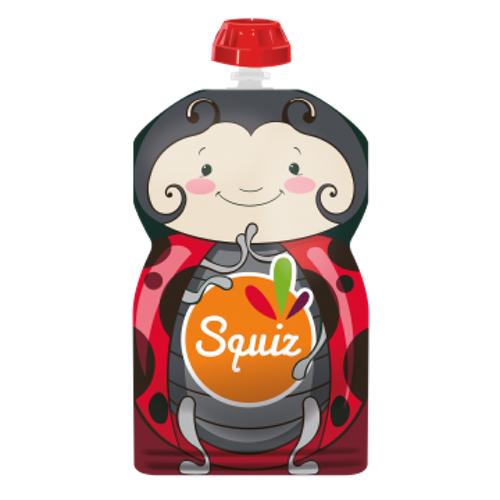 Hervulbaar knijpzakje van Squiz