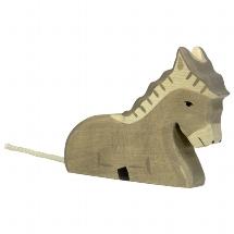 Holztiger ezel, liggend (80048)