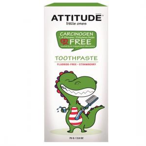 fluoridevrije tandpasta