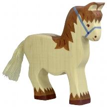 Holztiger paard (80038)