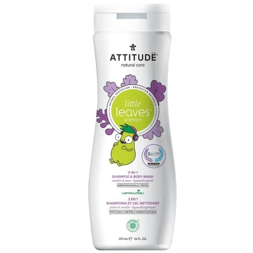 Attitude - kindershampoo 2 in 1