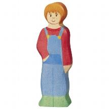 Holztiger jongen (80541)
