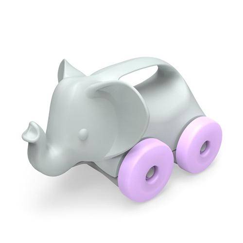 Green Toys olifant op wielen