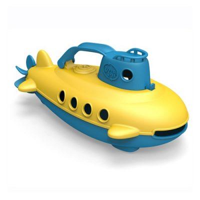 Green Toys duikboot geel