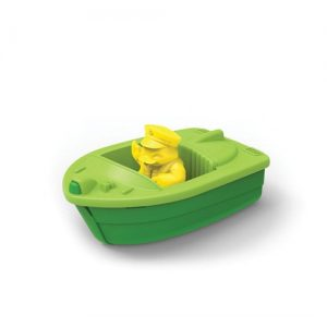Green Toys speedboot