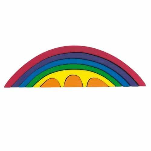 Gluckskafer bruggenset- regenboog (523332)