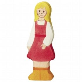 Holztiger meisje (80550)