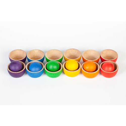 Grapat bakjes en ballen (15-105)