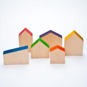 Grapat huisjes (15-111)