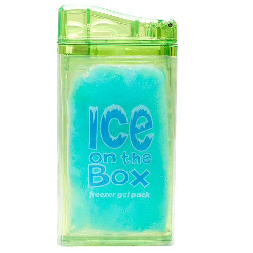 Ice on the box