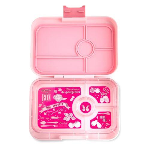 Yumbox tapas almalfi pink (4-vaks)