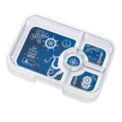 Yumbox tapas- antibes blue (4-vaks)