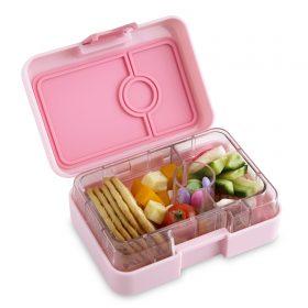 Yumbox mini-snack - coco pink (3-vaks)