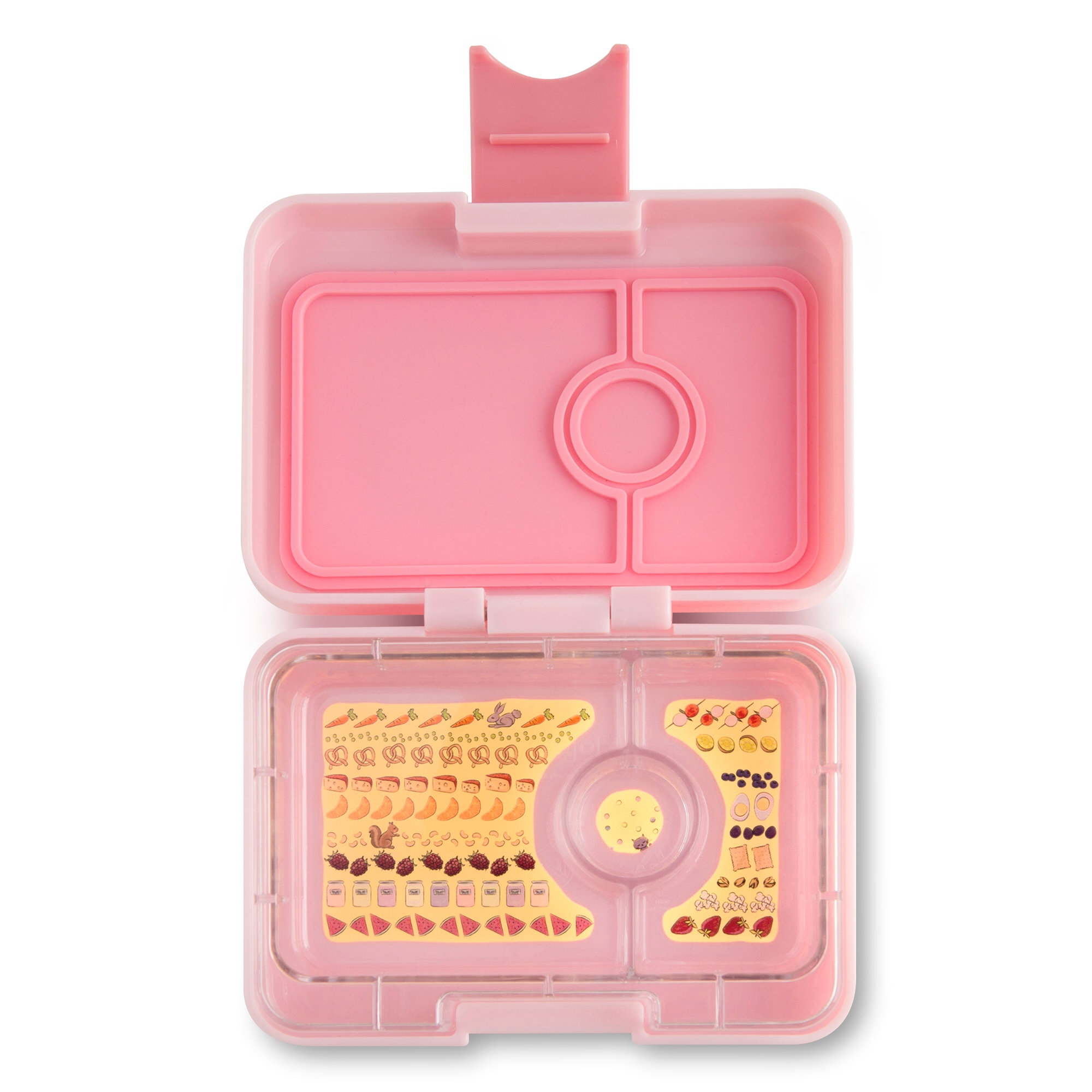 Yumbox mini-snack hollywood pink