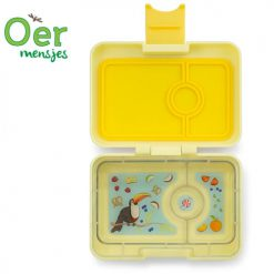 yumbox sunburst yellow