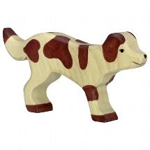 Holztiger boerderijhond (groot) (80058)