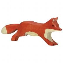 Holztiger vos (rennend) (80094)