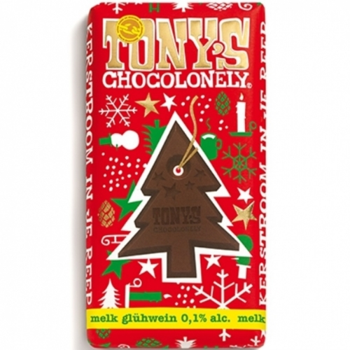 Tony's Chocolonely Kerstreep