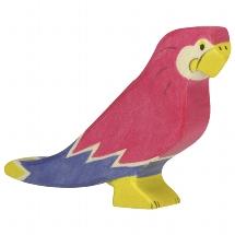 Holztiger papagaai (80178)