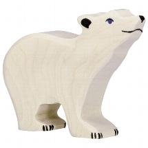 Holztiger ijsbeer (80209)