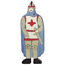 Holztiger blauwe ridder (80245)