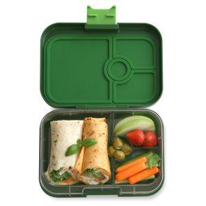 Yumbox panino - brooklyn green (4-vaks)