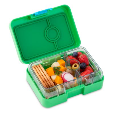 Yumbox mini-snack - ami green (3-vaks)