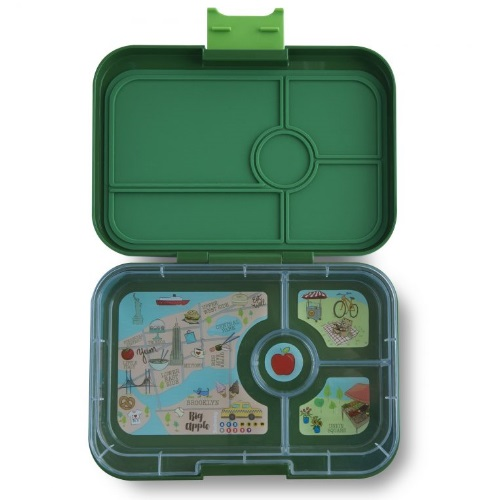 Yumbox tapas- brooklyn green (4-vaks)
