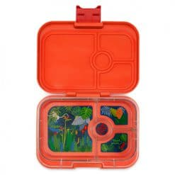 Yumbox panino - Safari Orange