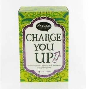natural temptation tea charge you up