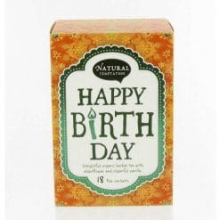 Natural Temptation Tea - Happy Birthday
