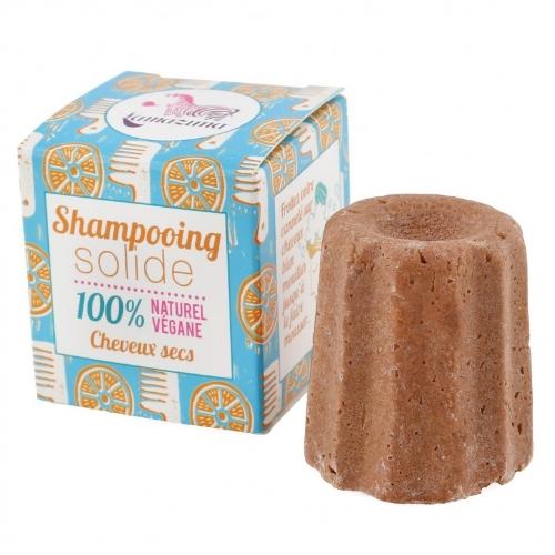 Lamazuna blok shampoo (droog haar)