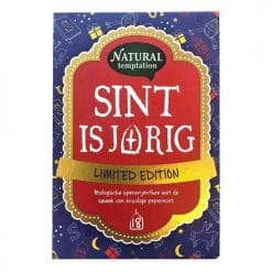Natural Temptation Tea - Sint is jarig