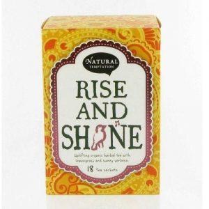 Natural Temptation Tea Rise and shine