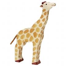 Holztiger giraffe (80155)
