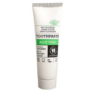 Urtekram fluoridevrije tandpasta voor volwassenen