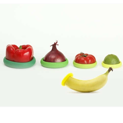 Foodhuggers - set van 5 - Fresh Greens