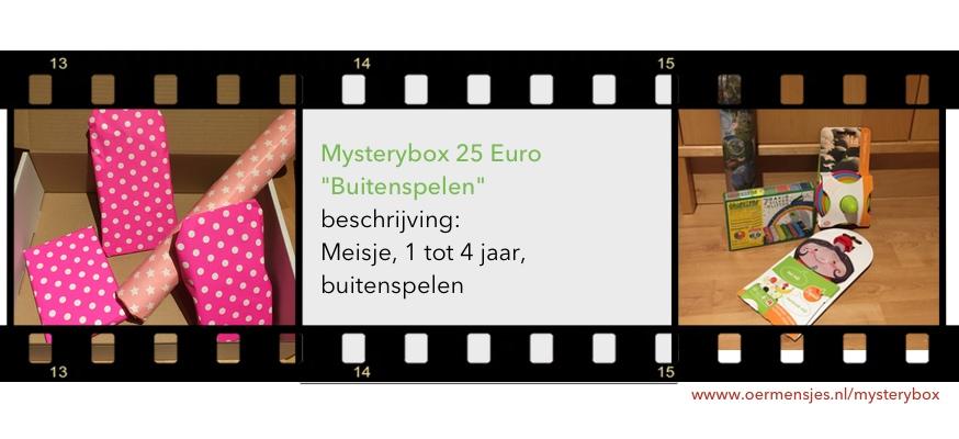 Mysterybox - klein