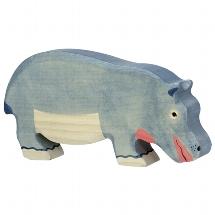 Holztiger nijlpaard (80161)