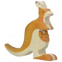 Holztiger kangoeroe (80193)