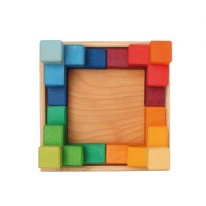 Grimm's 3d puzzel (square)