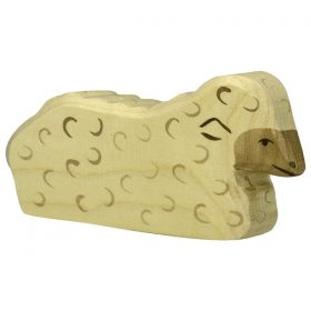 Holztiger schaap (liggend) (80074)
