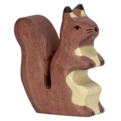 Holztiger eekhoorn (zittend) (80106)