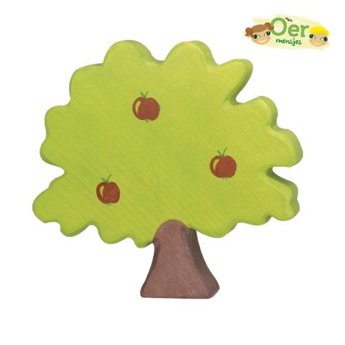 Holztiger bomen en planten