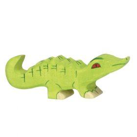 Holztiger krokodil (klein) (80175)