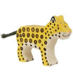 Holztiger luipaard (klein) (80567)