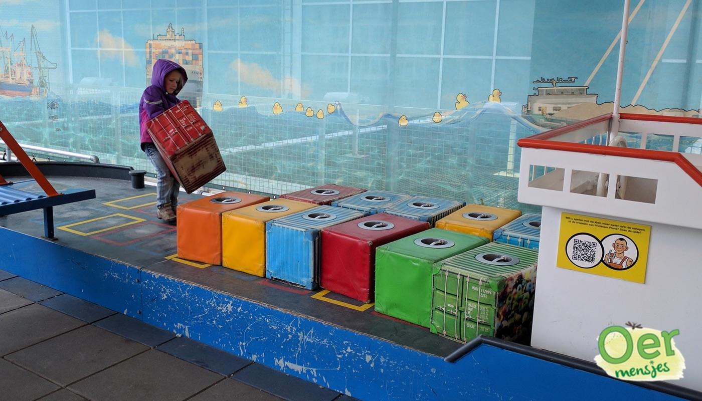 maritiem museum uitjes met kids