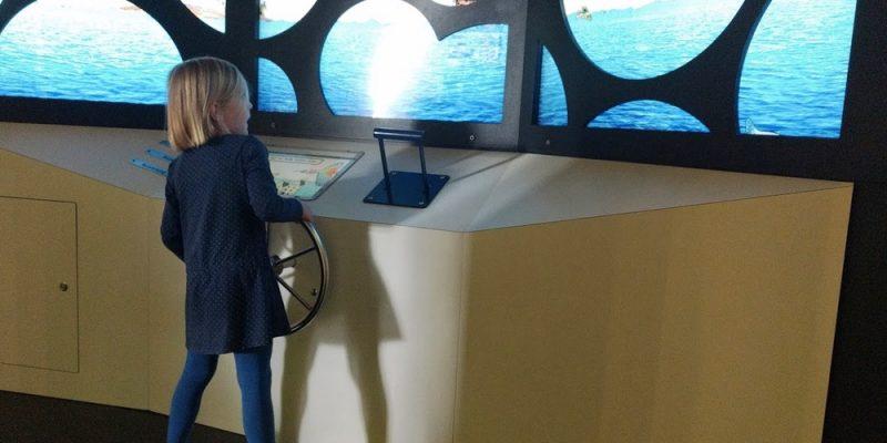 maritiem museum uitjes met kinderen oermensjes