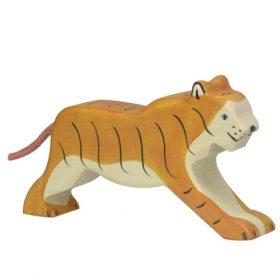 Holztiger tijger (rennend) (80135)
